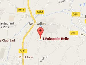 Hotel Echappee Belle