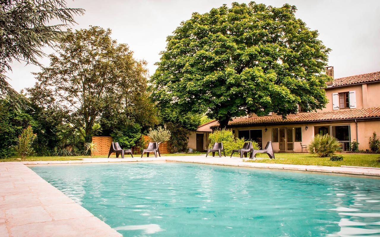 Restaurant salles de s minaire et de r ception valence for Gite drome piscine